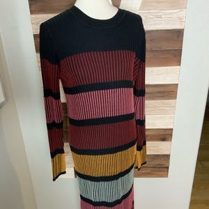 H & M Sweater Maxi Dress